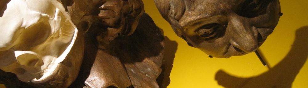 Bust of René Descartes, Musée du Quai Branly